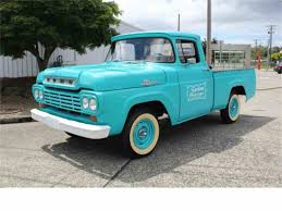 1959 Ford F100 For Sale | ClassicCars.com | CC-1033847 Picture Tag White 59 F100 Fast Lane Classics A 1967 Ford Ranger 100 In Nov 2012 Seen In Kingston Ny Richie 1959 Ford Truck Favorites Pinterest 1960s Crew Cab Vehicles And Ideas Ford You Know To Haul The Veggies Market Hort Version 20 Words 2005 Eone 4x4 Quick Attack Wcafs Used Details Baby Blue Chalky For Sale F100 Discussions At Test Drive Sold Sun Valley Auto Club Youtube Little Chef Meet Kilndown Stepside Pickup A Curbside Mercury Trucks We Do Things Bit Differently