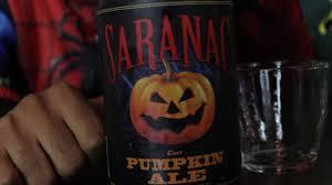 Harvest Moon Pumpkin Ale by Saranac Pumpkin Ale Is It Good The Beer Review Youtube