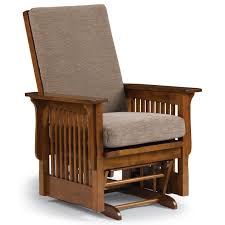 Best Home Furnishings Glide Rocker And Ottomans C8117DP ...