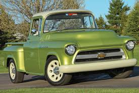 Lingenfelter's 21st Century Classic: 1955 Chevy Stepside Photo ...