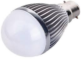 6w dc 12v 24v heat sink led l for marine light bulb