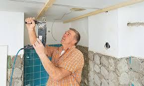 trockenbau bad decke abhängen renovieren de