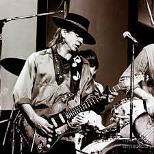Remembering Stevie Ray Vaughan Lost 28 Years Ago Today