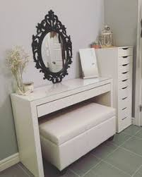 Diy Vanity Table Ikea by Malm Dressing Table White Malm Dressing Table Malm And