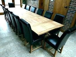 Dining Room Set For 12 Person Table Round Tables Beautiful Dinette Oak Dimensions