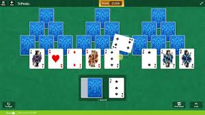 Msn Mahjong Tiles Free by Microsoft Solitaire Collection Tripeaks May 31 2017 Youtube