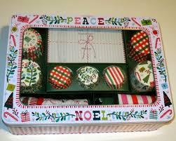 Meri SWEET TREATS BAKERY TIN NEW SEE Apron Cupcake Cases Christmas Theme Baking Cupcakes Christmasgiftsideas