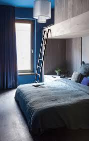 modernes etagenbett aus beton im bild kaufen 12557195