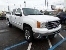 Truck For Sale: 2013 GMC Sierra 1500 SLE Crew Cab 4x4 Short Bed In ...