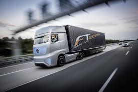 100 Concept Trucks 2014 Mercedes 2025 Truck Will Have Autonomous Driving