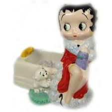 Betty Boop Bath Towel Set by Boop Bath Soap Dish Vanity Series