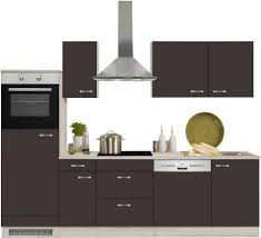 optifit küchenzeile faro mit e geräten breite 270 cm kaufen otto