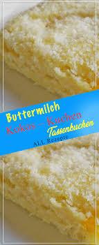 buttermilch kokos kuchen tassenkuchen schnell und