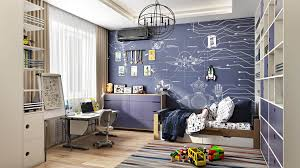 100 Interior Design Kids CG Render For A Science Themed Room ArchiCGI