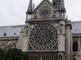 Notre Dame Pumpkin Stencil Print Out by Notre Dame De Paris U2013 Rose Window Queerty