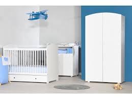 chambre complete bebe conforama chambre bébé complète avec commode à langer iris blanche lb60