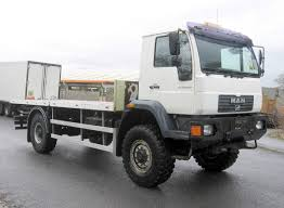 100 Cheap 4x4 Trucks Secondhand Lorries And Vans Over 7500Kg Man 18225 20Ft
