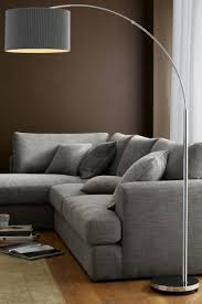 Overarching Floor Lamp Uk by Buy Large Curve Arm Floor Lamp From The Next Uk Online Shop
