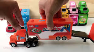 Learn Colors For Children With Disney Mack Truck - Trucks Toy Videos ... Mack Truck Merchandise Hats Trucks Black Gold Learn Colors For Kids With Disney Transportation Dinoco The Lightning Mcqueen Transportation Original Acrylic Marilyn Allis Cstruction Videos Learn Colors Pixar And Cars 2 2013 Youtube Vision Group Amazoncom Bruder Granite Dump Toys Games Color Unveils New Highway Truck Calls It A Game Changer Its