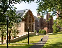 100 Centerbrook Architects Kroon Hall School Of Forestry And Environmental Studies