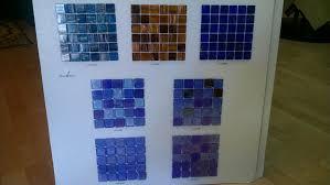 Glow In The Dark Mosaic Pool Tiles by Ats Sarasota Best Pool Tile Selection