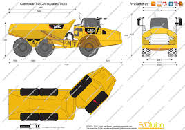 The-Blueprints.com - Vector Drawing - Caterpillar 745C Articulated ... Top 10 Tips For Maximizing Articulated Truck Life Volvo Ce Unveils 60ton A60h Dump Equipment 50th High Detail John Deere 460e Adt Articulated Dump Truck Cat Used Trucks Sale Utah Wheeler Fritzes Modellbrse 85501 Diecast Masters Cat 740b 2015 Caterpillar 745c For 1949 Hours 3d Models Download Turbosquid Diesel Erground Ming Ad45b 30 Tonne Off Road Newcomb Sand And Soil Stock Photos 103 Images Offroad Water Curry Supply Company Nwt5000 Niece