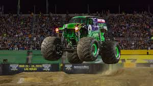 I Loved My First Monster Truck Rally