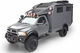 100 Pickup Truck Camping Overlanding Camper This Tough Truck Is Ready For Adventure Curbed