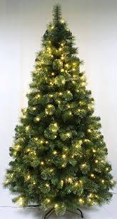 Half Christmas Tree Prelit 75 Pre Lit Slim The Majestic Dew Pine