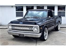 1969 Chevrolet C10 For Sale | ClassicCars.com | CC-1120864