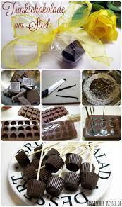 heiße schokolade am stiel einfach selber machen
