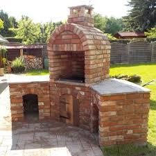 1 st ziegelstein outdoor küche brotbackofen backsteine