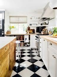 carrelage cuisine noir et blanc cuisine avec carrelage noir et blanc 100 images faience