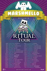 Wicked Halloween Lowell by Marshmello Continues 2016 With International Tour