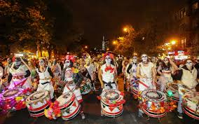 Which Countries Celebrate Halloween The Most by What To Do In October In The U S Travel Leisure