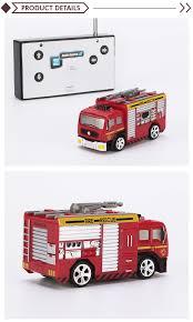 100 Remote Control Trucks For Kids Mini Fire Truck Rc Truck Mini Car Toy Truck
