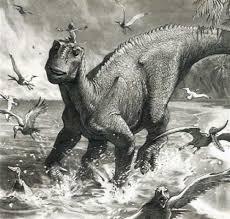 Dinosaur 2000 Development Art By David Krentz