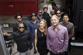 Backstage With Susan Tedeschi And Derek Trucks Of Tedeschi Trucks ...