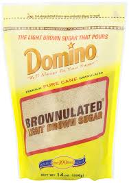 Domino Granulate Light Brown Sugar 14 oz Amazon Grocery