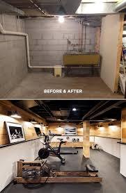Exposed Basement Ceiling Lighting Ideas by 9 Best Decor8 Lower Levels Images On Pinterest Basement Ceilings