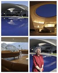 100 Lautner House Palm Springs Restoring A Vision Bob Hopes House Long A