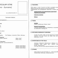 Acting Resume Examples Special Skills Tags Acting Resume Example