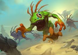Murloc Deck Shaman Or Warlock by The Murloc Offensive Hearthstone Decks