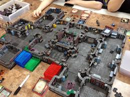 Overview Of The Game Board 02 Setup