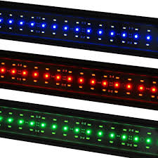 look vivagrow dn rgb led aquarium light freshwater plant 247