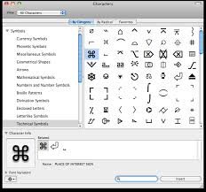 macos What do I type to produce the mand symbol ⌘ in Mac