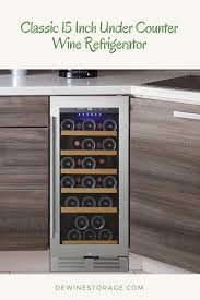 Front Vent Wine Cooler Awesome Amazon Firebird 53 Bottles Dual Zone