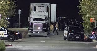 100 Truck Driving School San Antonio Texas Human Trafficking Case 9 Dead In Semi At Walmart