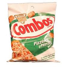 Combos Pizzeria Pretzel Bag 63 Oz Each 1 In A Pack Walmartcom