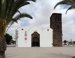 Threshing Floor Definition In Spanish by The Town Of La Oliva In Fuerteventura